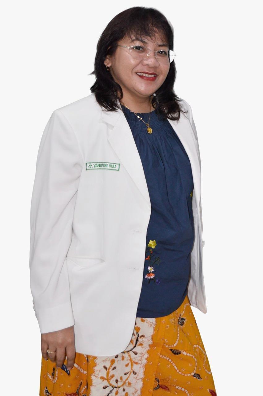 dr. Yanuarni, Sp.PK